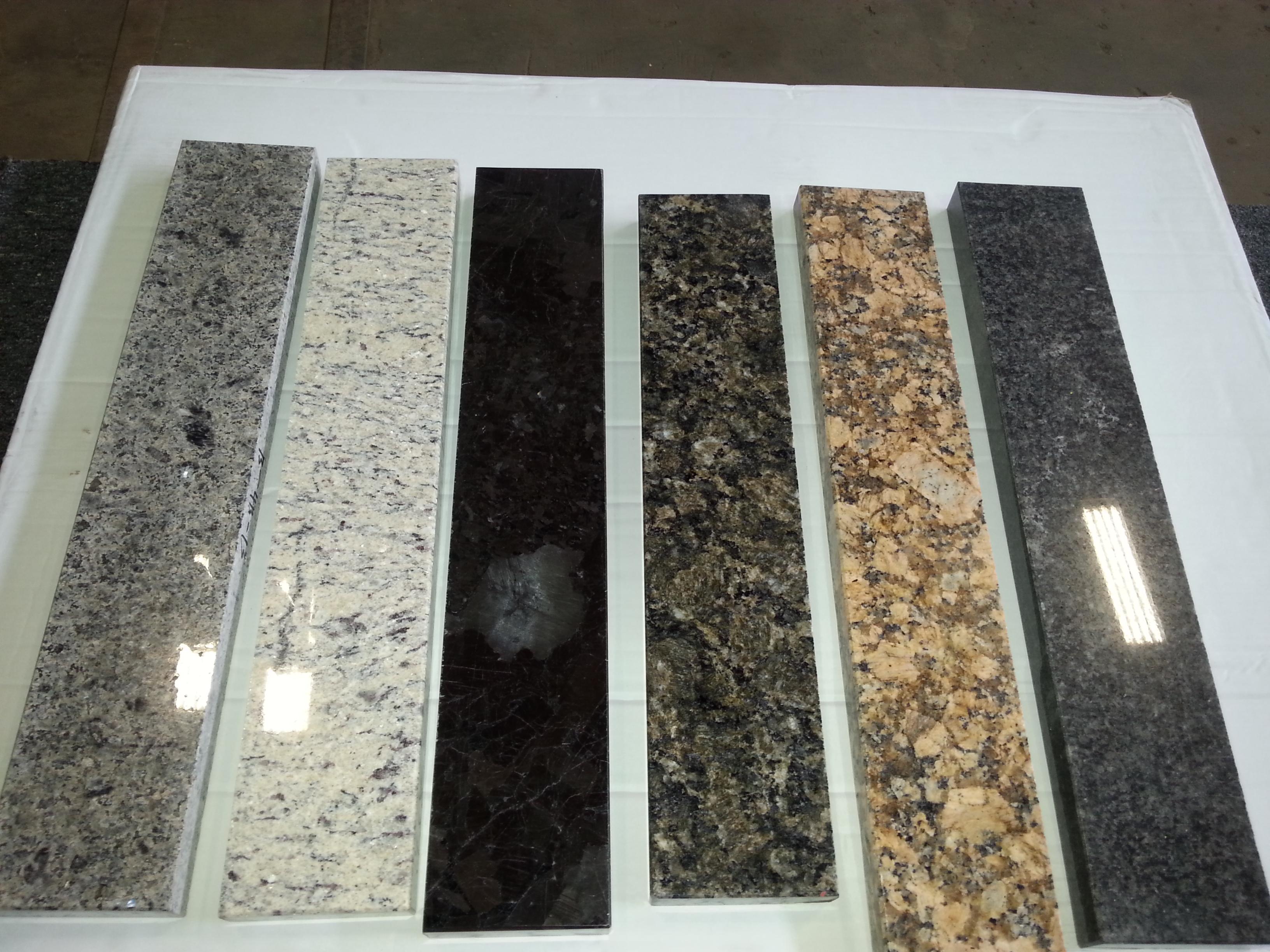 Compare Countertop Stone Types